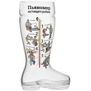 Сапог пивной Настоящего Рыбака 1.4 л