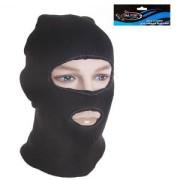 Шлем-маска для лица  с двумя отверстиями