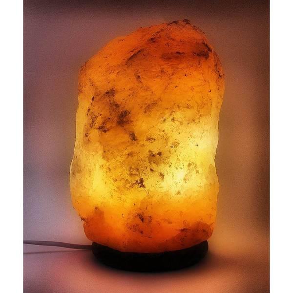 Солевая лампа (3-5 кг) 200В