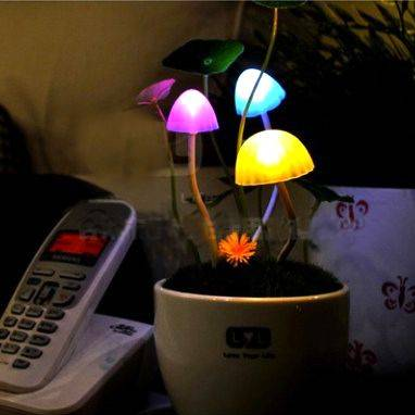 Светильник - ночник грибы Аватар