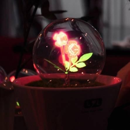 Светильник - ночник LYL Цветок