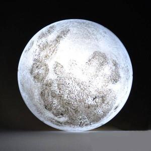 Светильник Луна с пультом ДУ