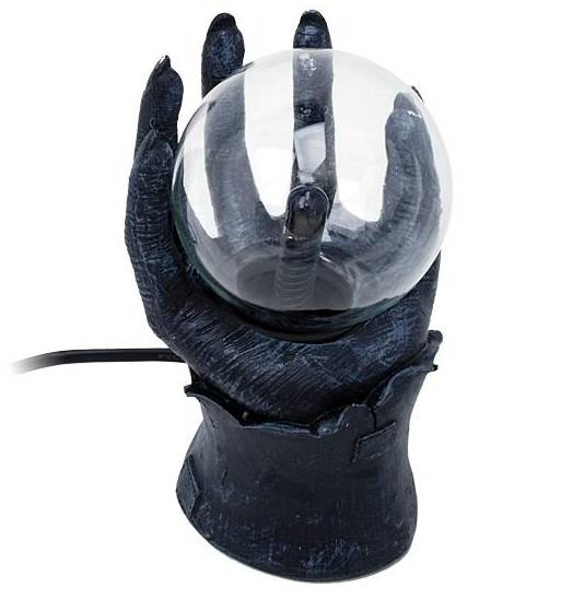Светильник плазма рука ведьмы малая