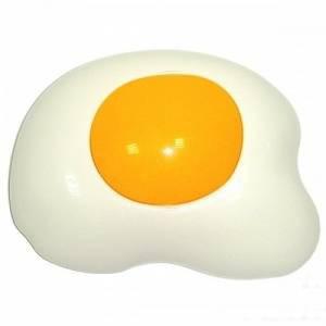 Светильник в виде яичницы