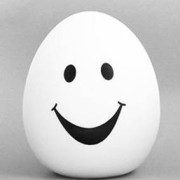 Светильник яйцо Смайл