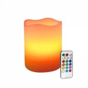 Светодиодная свеча с пультом ДУ