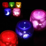 Светодиондная свеча