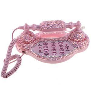 Телефон прикол Гламурный