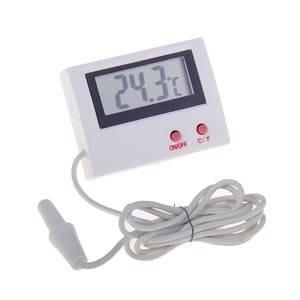 Термометр электронный с уличным датчиком
