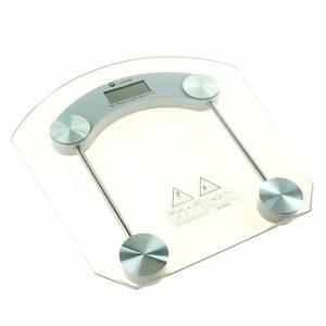 Весы электронные прозрачные трапеция