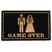 Входной коврик Game over