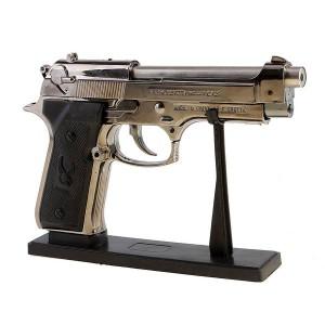 """Зажигалка """"Пистолет Беретта"""" большой"""