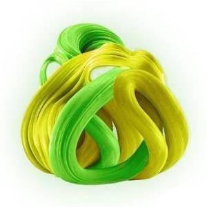 Жевачка для рук разные цвета и запахи XL