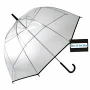 Зонт прозрачный