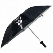 Зонт в бутылке черный Michael Jackson
